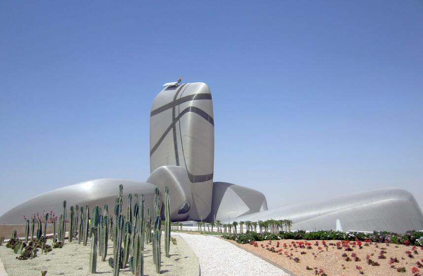 seele middle east: Façade specialist based in Arabia - seele