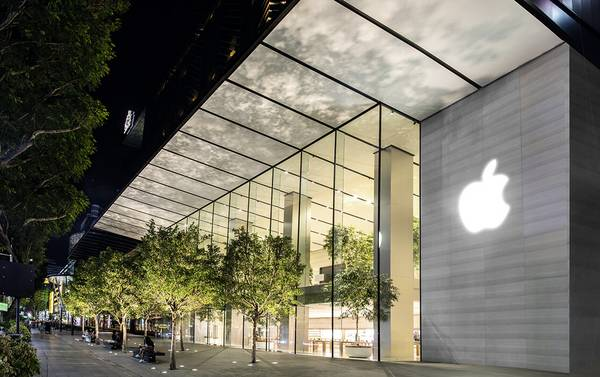 The Apple Store Knightsbridge is the first Apple retail store in South-East Asia