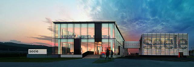 se-austria: Façade constructor based in Austria - seele