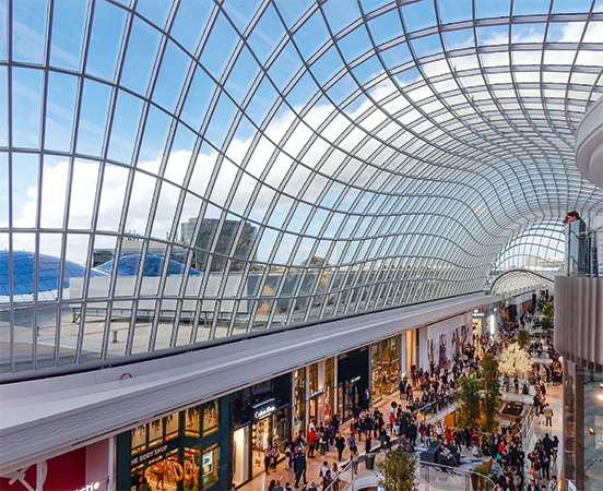Chadstone Shopping Centre Melbourne Australia Seele