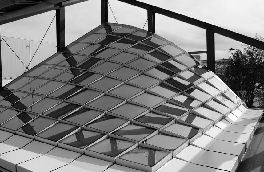 Moynihan Train Hall New York Steel Glass Roof Seele